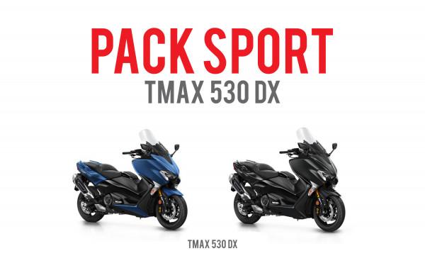Pack Sport TMAX DX